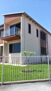 Example UMG Modular Semi-detached House