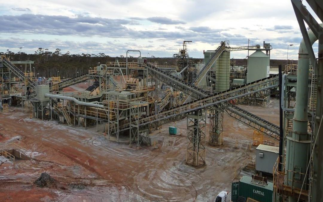 HIGHLY PROFITABLE TITANIUM PROJECT IN MEXICO